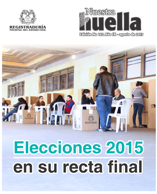 Elecciones 2015 en su recta final