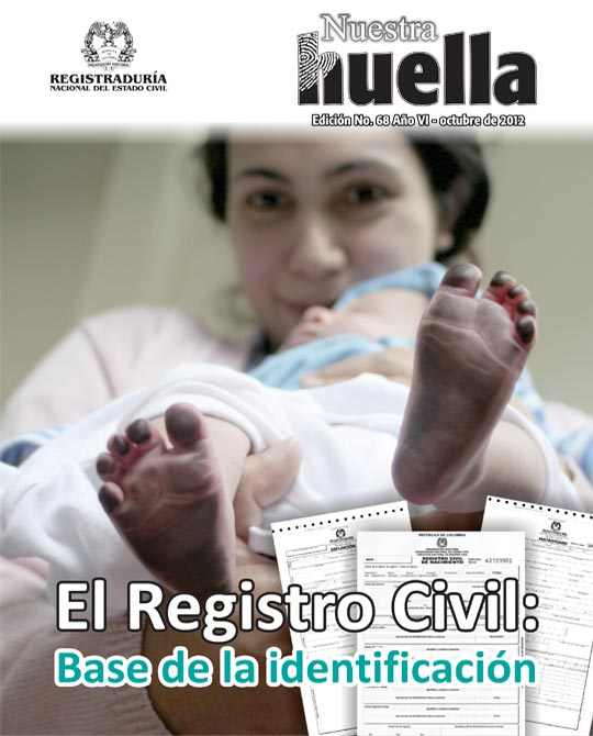 El Registro Civil